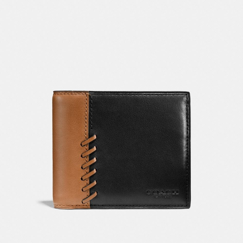 RIP AND REPAIR COMPACT ID WALLET IN SPORT CALF LEATHER