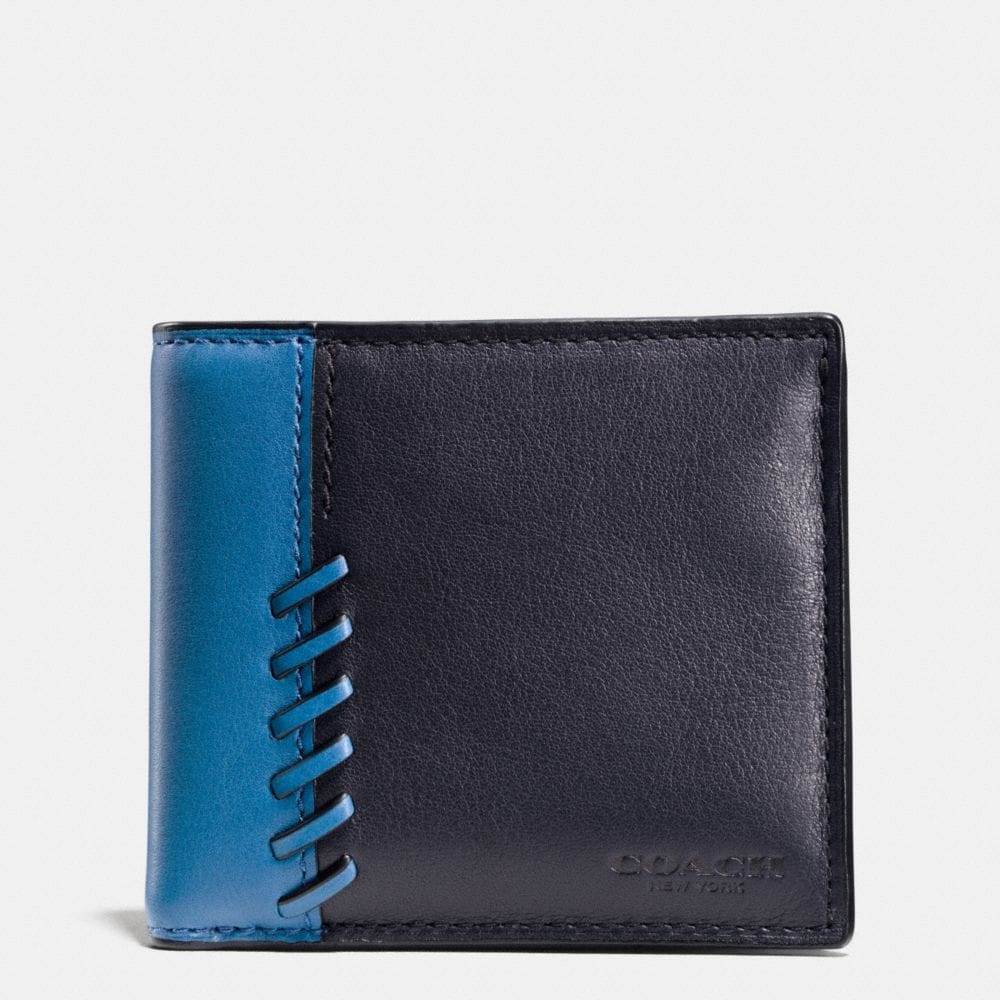 RIP AND REPAIR COIN WALLET IN SPORT CALF LEATHER