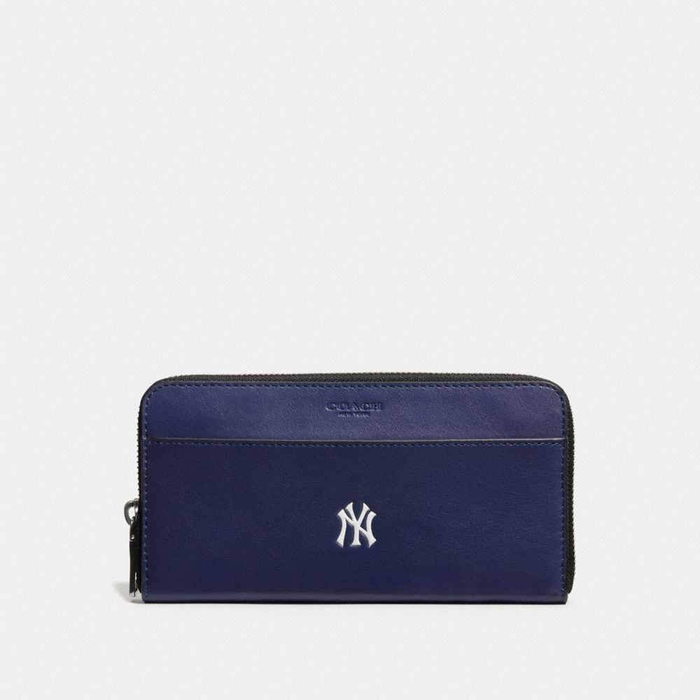 Coach Mlb Accordion Wallet