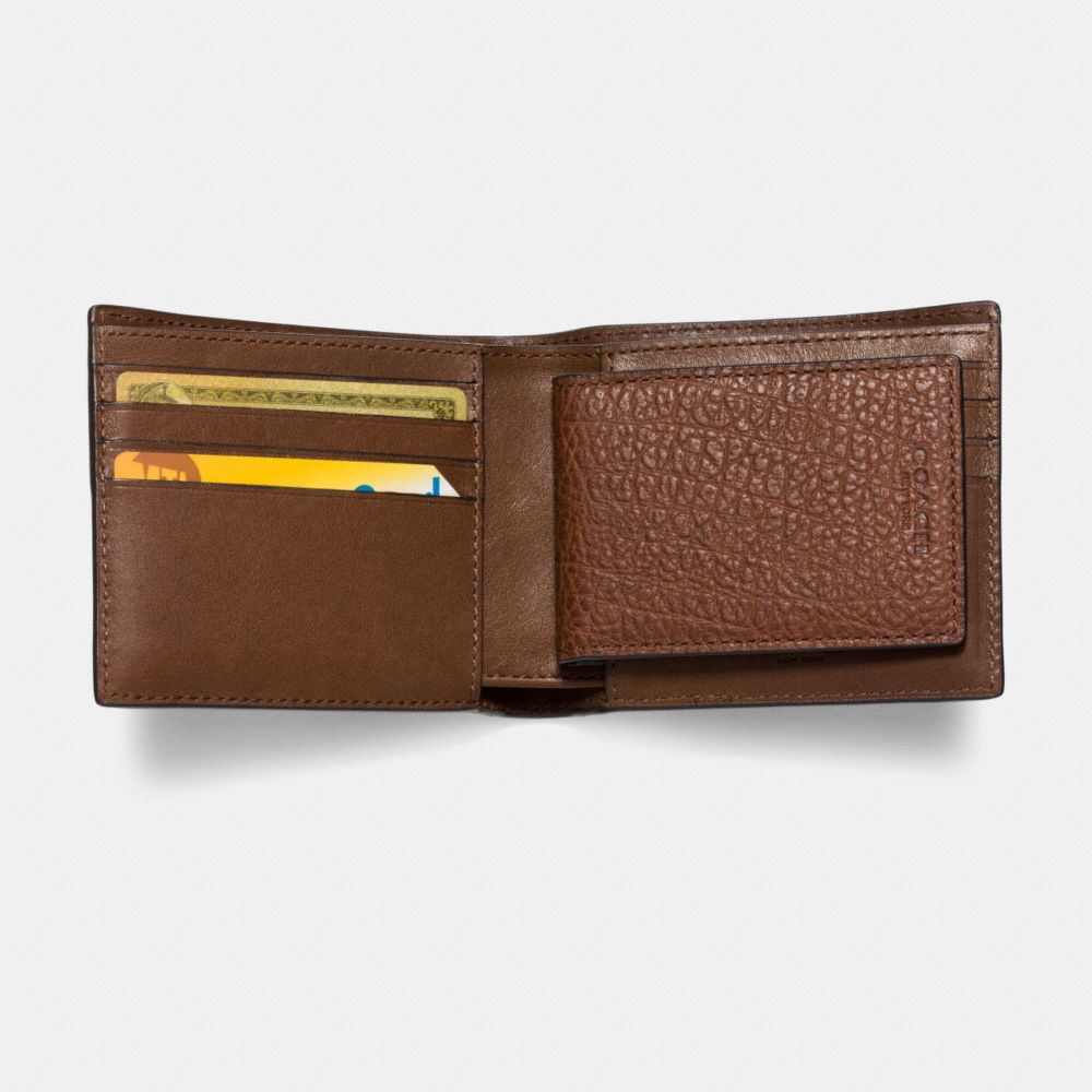 Coach 3-In-1 Wallet in Patchwork Leather Alternate View 1
