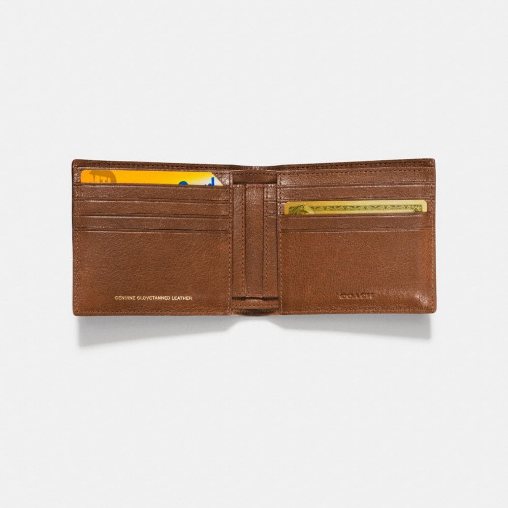 Coach Rip and Repair 3-In-1 Wallet in Glovetanned Leather Alternate View 1