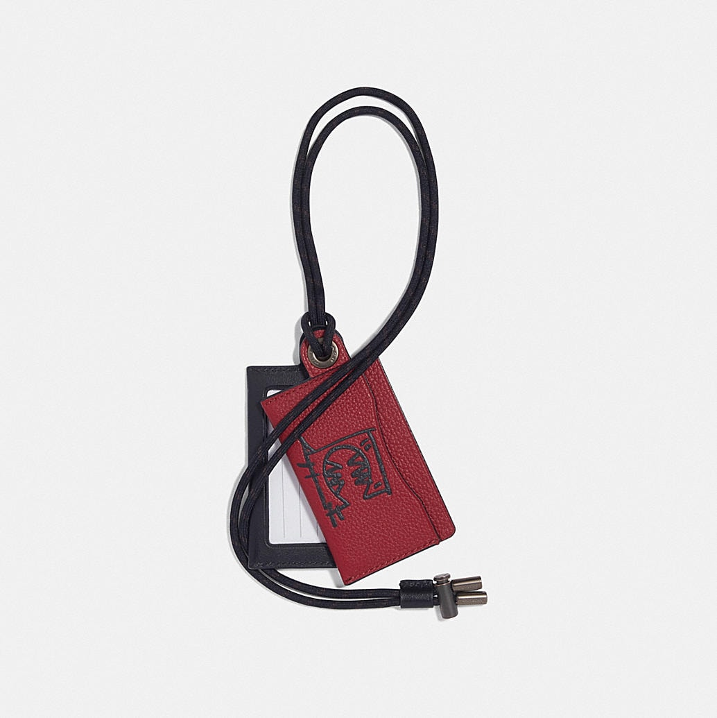 Id Lanyard Card Case With Rexy By Guang Yu by Coach