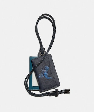 ID LANYARD CARD CASE WITH REXY BY ZHU JINGYI