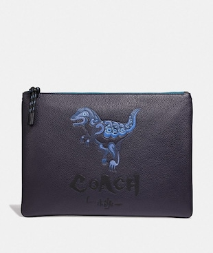 POUCH 30 WITH REXY BY ZHU JINGYI