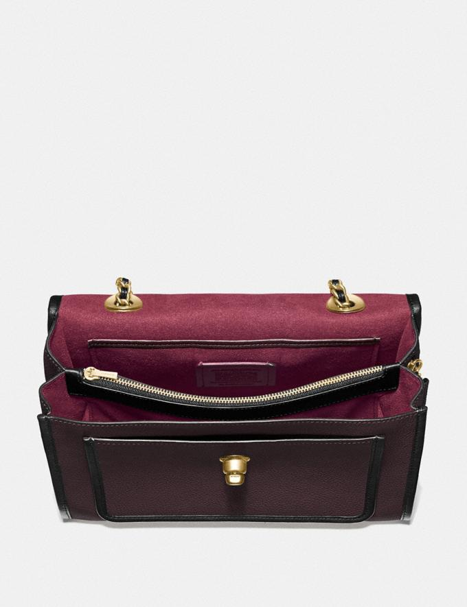 Coach Parker Oxblood/Brass Women Collection Parker Alternate View 2