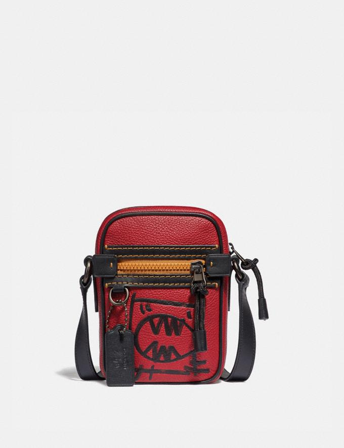 Coach Dylan 10 With Rexy by Guang Yu Carnelian/Black Copper New Featured Rexy Remix