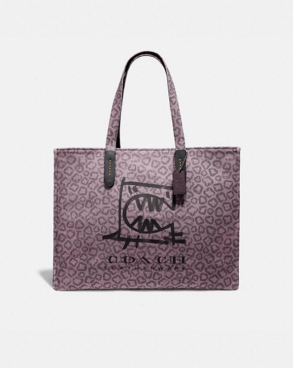 Coach TOTE 42 WITH REXY BY GUANG YU