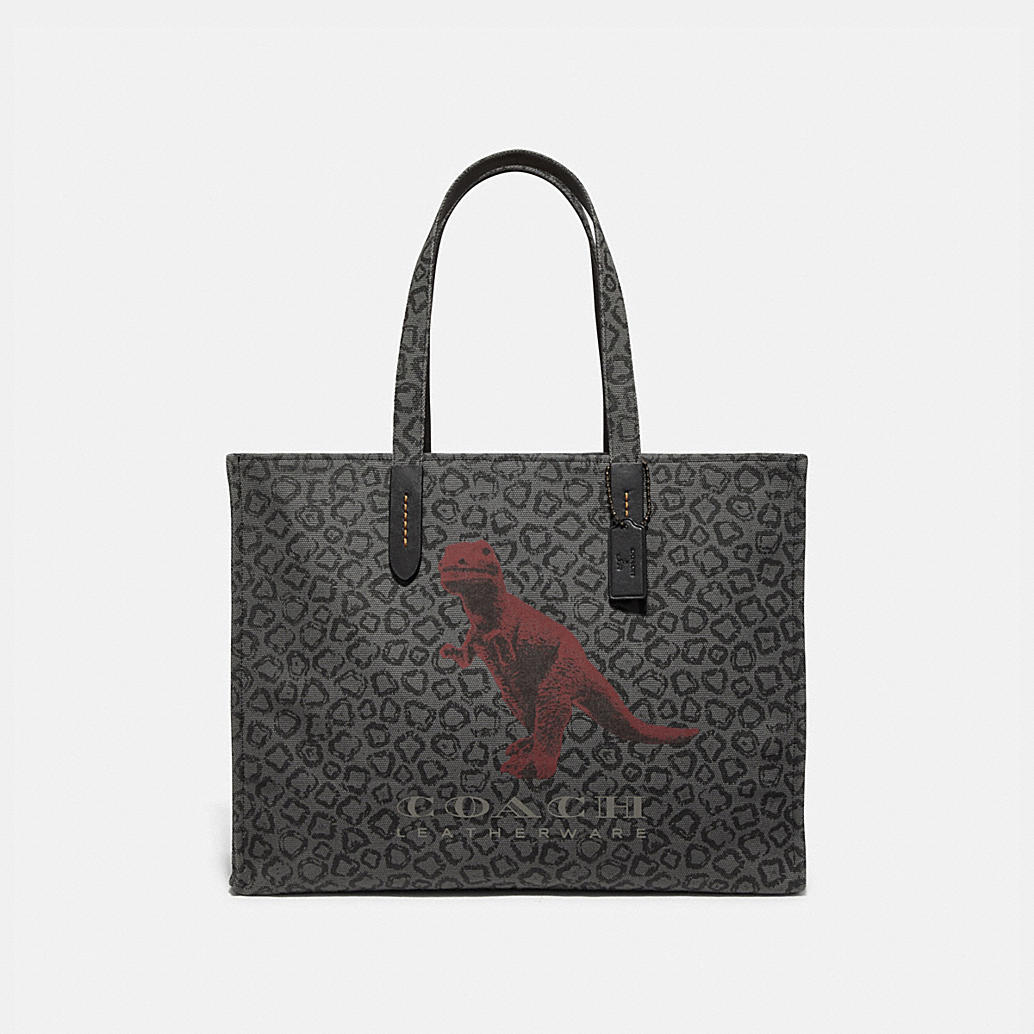 Tote 42 With Rexy By Sui Jianguo by Coach