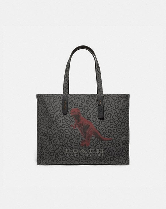 Coach TOTE 42 WITH REXY BY SUI JIANGUO