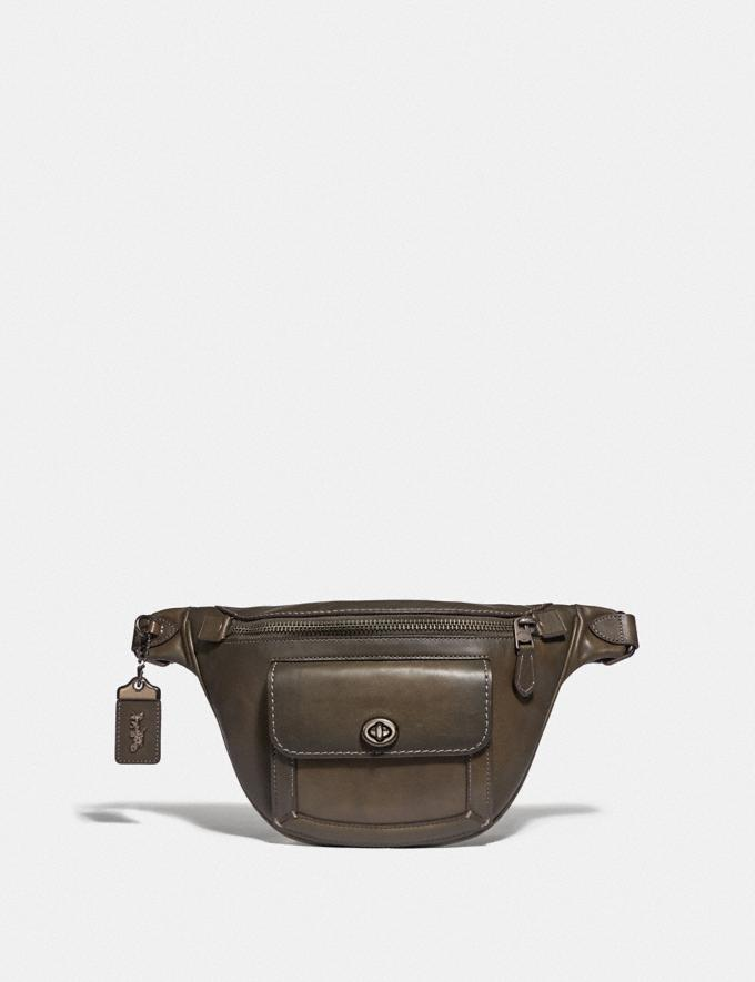 Coach Riley Belt Bag Ji/Moss Femme collection Riley