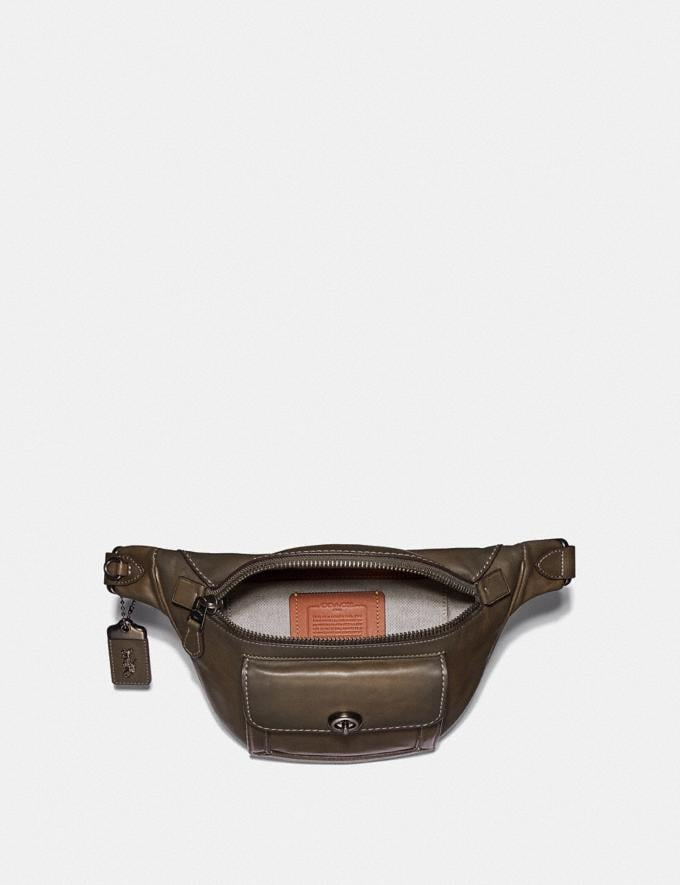 Coach Riley Belt Bag Ji/Moss Femme collection Riley Autres affichages 2