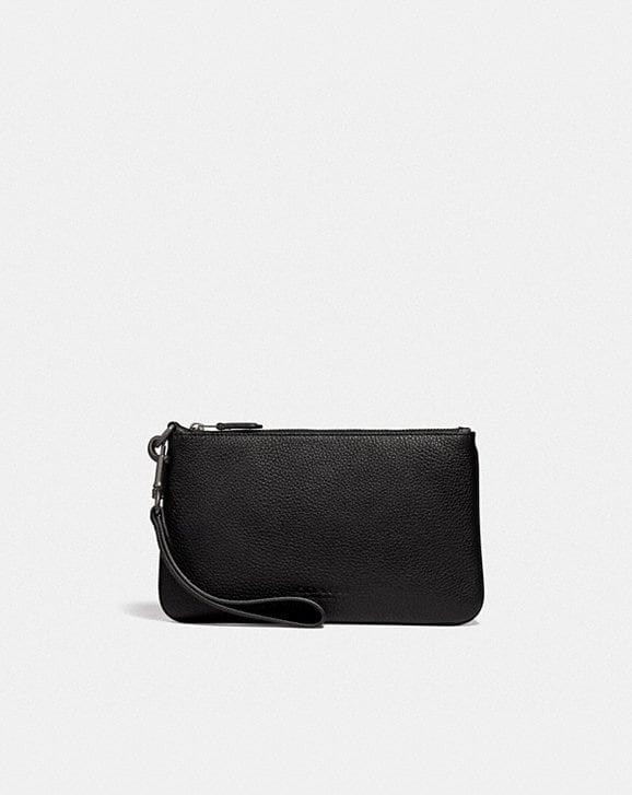 Coach PHONE POUCH IN COLORBLOCK