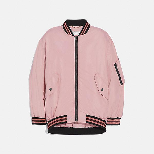 Coach - Nylon Ma-1 Jacket - 1