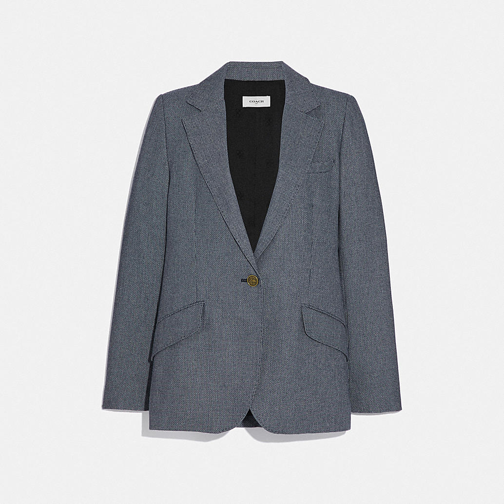 Oversized Blazer by Coach