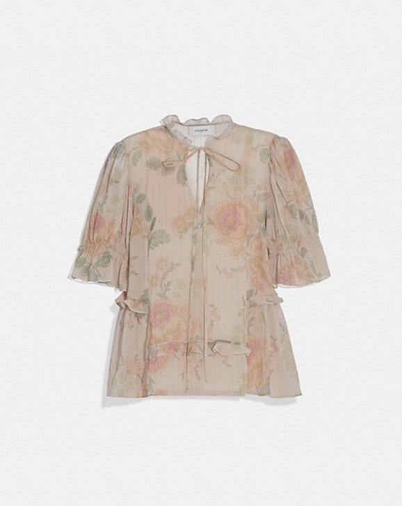 Coach TIERED TOP