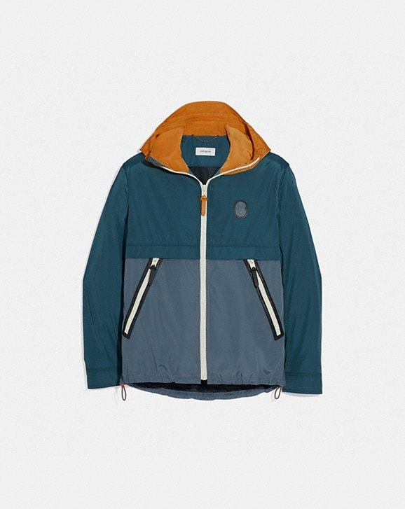 Coach COLORBLOCK WINDBREAKER
