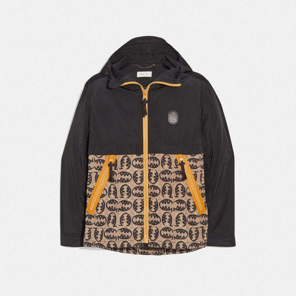 SIGNATURE REXY BY GUANG YU WINDBREAKER