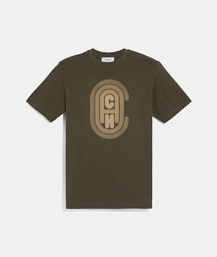 COACH GRAPHIC T-SHIRT