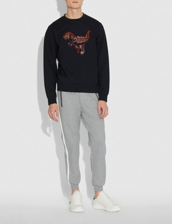 Coach Rexy by Zhu Jingyi Sweatshirt Black DEFAULT_CATEGORY Alternate View 1