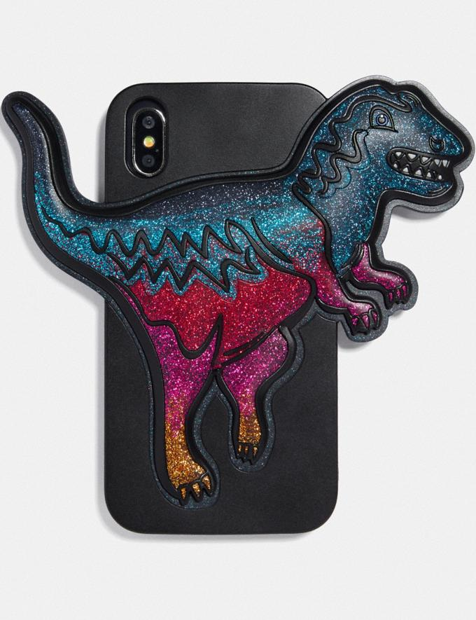 Coach iPhone Xr Case With Rexy Multi/Black