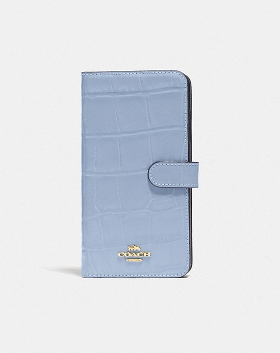 Coach IPHONE XS MAX FOLIO