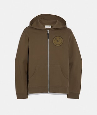 REXY BY YETI OUT ZIP HOODIE
