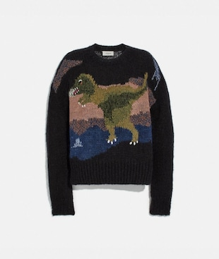 REXY MOHAIR SWEATER