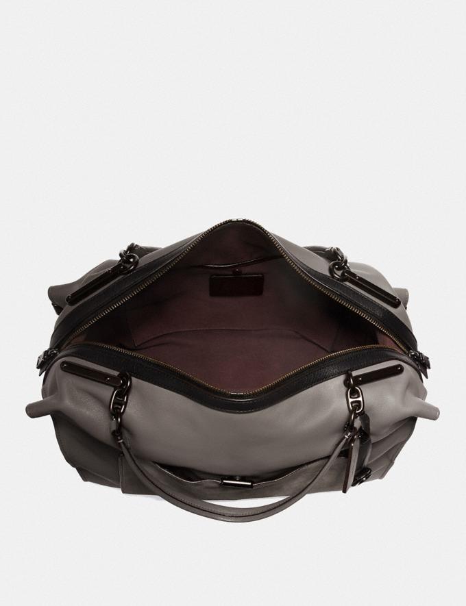 Coach Darla 32 Heather Grey/Pewter Women Handbags Alternate View 2