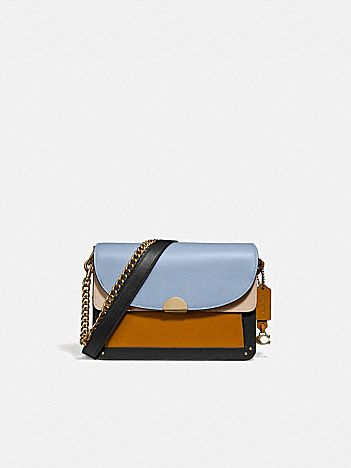 sac épaule dreamer color block