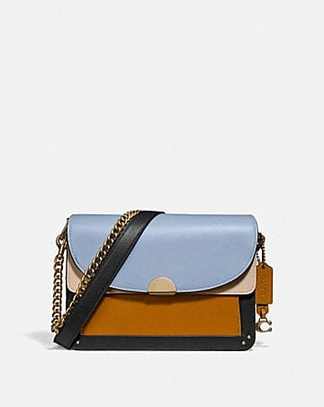 DREAMER SHOULDER BAG IN COLORBLOCK