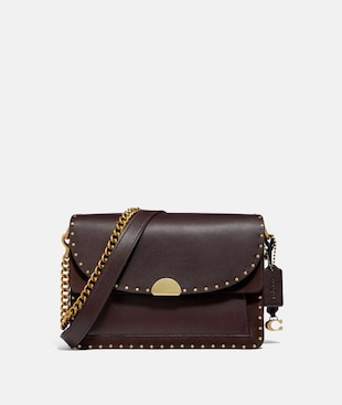 DREAMER SHOULDER BAG WITH RIVETS