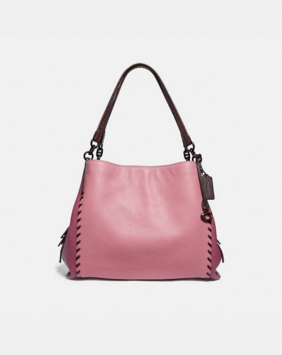 Coach DALTON 31 IN COLORBLOCK WITH WHIPSTITCH