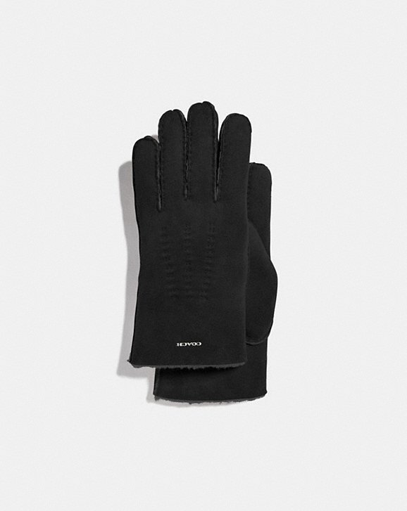 Coach SHEARLING GLOVES