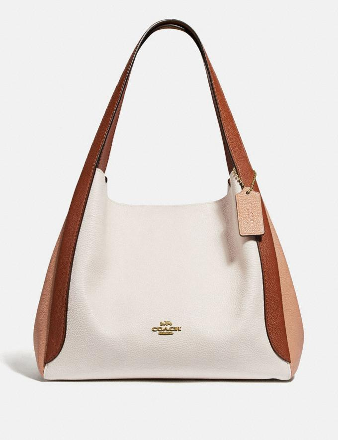Coach Hadley Hobo in Colorblock Chalk Multi/Gold SALE Women's Sale View All
