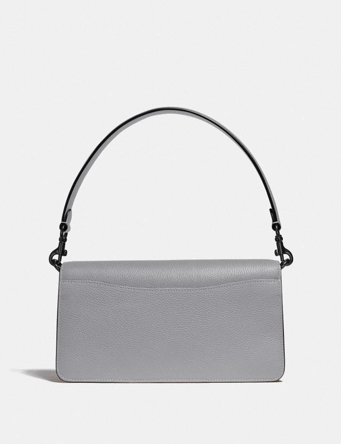 Coach Tabby Shoulder Bag 26 in Colorblock Pewter/Granite Multi New Women's New Arrivals Bags Alternate View 2
