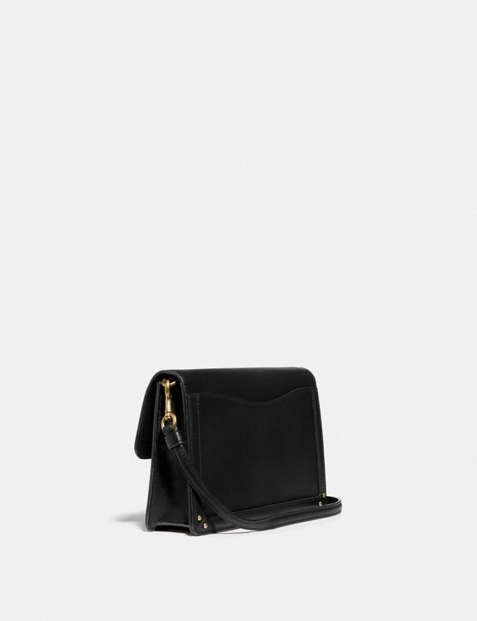 Coach Dreamer Convertible Crossbody Black/Brass  Alternate View 1