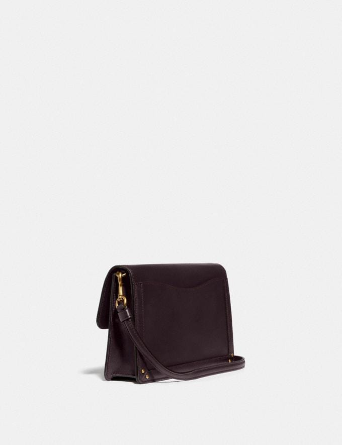 Coach Dreamer Convertible Crossbody Oxblood/Brass New Featured 30% off (and more) Alternate View 1