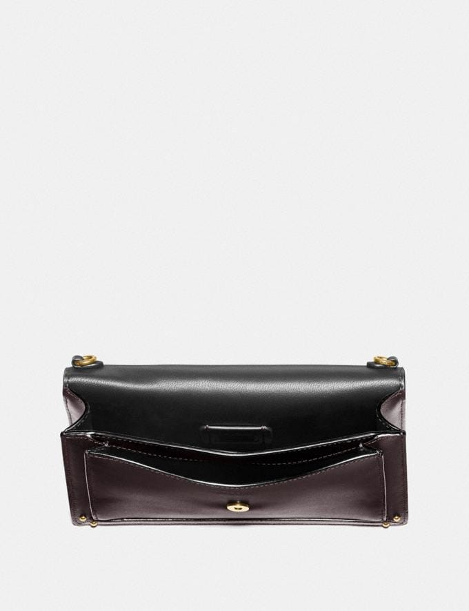 Coach Dreamer Convertible Crossbody Oxblood/Brass New Featured 30% off (and more) Alternate View 2
