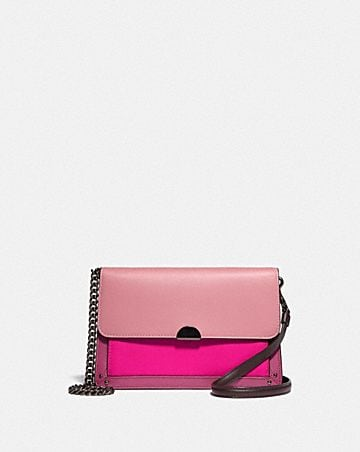 SAC BANDOULIÈRE DREAMER CONVERTIBLE EN COLOR BLOCK