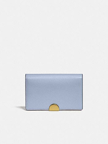 dreamer card case in colorblock