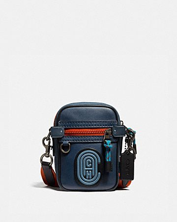106fcc2f Men's Messenger Bags | COACH ®