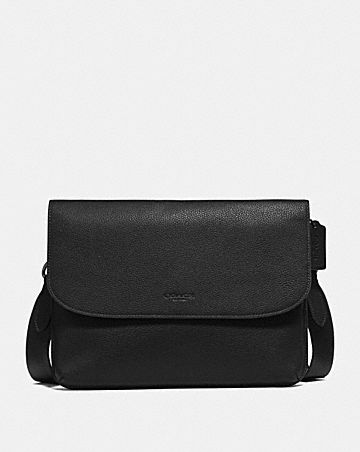 METROPOLITAN SOFT FLAP MESSENGER