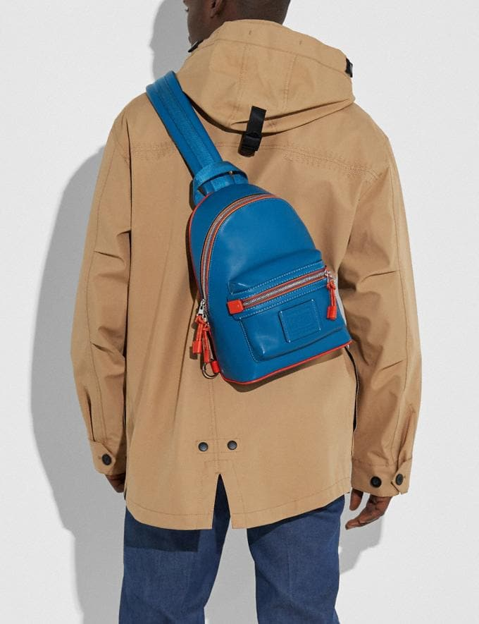 Coach Academy Pack With Varsity Zipper Sv/Pacific Gifts For Him Under £500 Alternate View 2