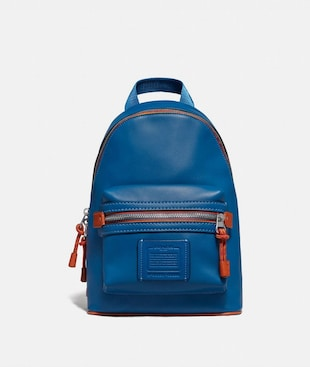 ACADEMY PACK WITH VARSITY ZIPPER