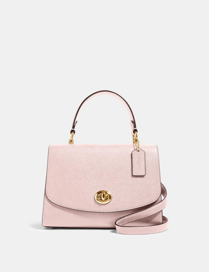 Coach Tilly Top Handle Satchel Im/Blossom What's New