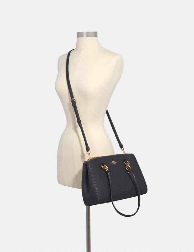 Coach Etta Carryall Im/Midnight Bags Bags Carryalls Alternate View 2