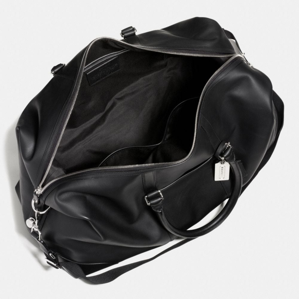 Transatlantic Travel Carryon in Leather - Alternate View A1