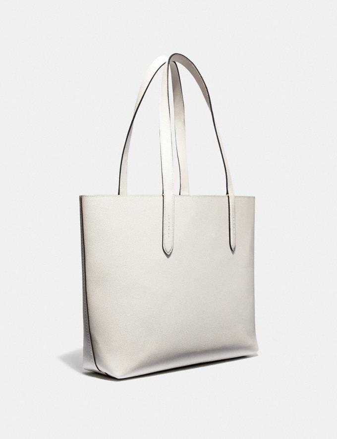 Coach Wizard of Oz Highline Tote With Motif Gold/Chalk Women Handbags Diaper Bags Alternate View 1