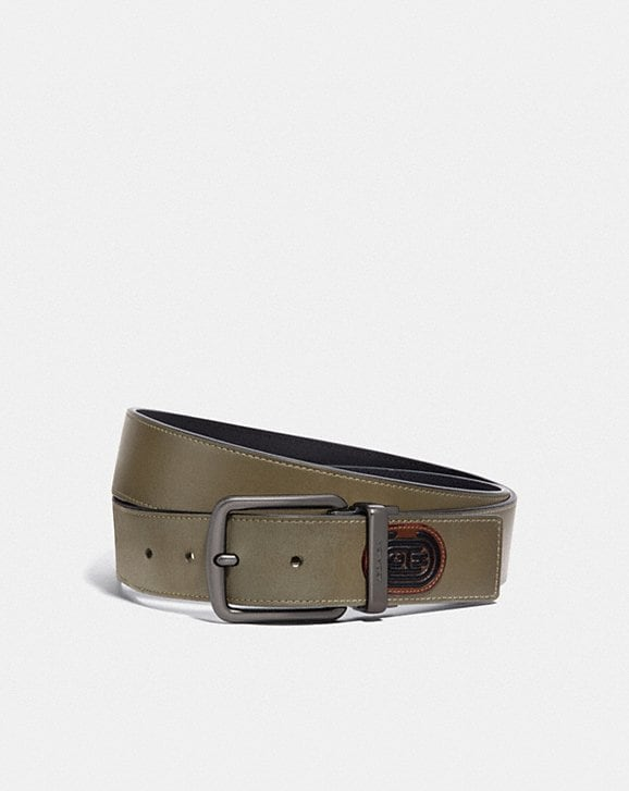 Coach MODERN ACTIVE CUT-TO-SIZE REVERSIBLE BELT