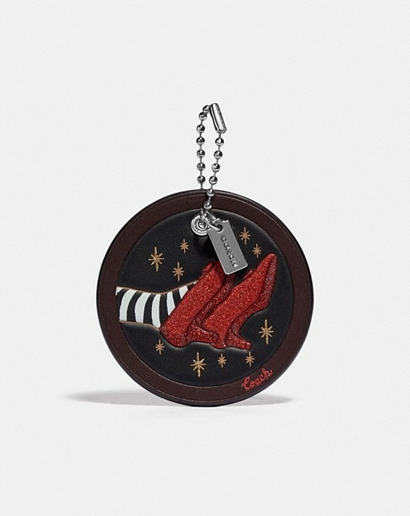 Coach WIZARD OF OZ BOXED RUBY SLIPPERS HANGTAG